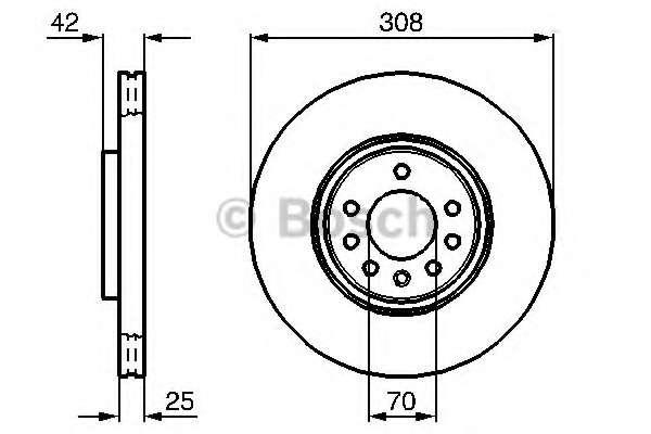 Bosch 0 986 479 113 Opel Corsa E 1 3 Cdti